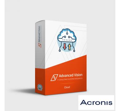 Advanced Cyber & Backup Protection bundle for a Virtual Server